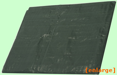 Green Poly Tarp from Tarps Online