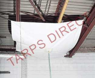 Heavy Duty Drain Tarp from Tarp Online