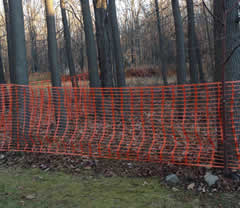 High Visibility Safety Fence from Tarps Online