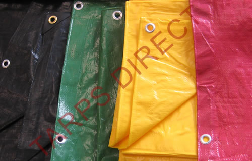 Poly Triage Tarp Sets from Tarps Online