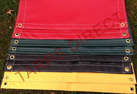 Vinyl Triage Tarp Sets from Tarps Online